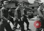 Image of United States Army units United States USA, 1956, second 38 stock footage video 65675061667