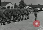 Image of United States Army units United States USA, 1956, second 39 stock footage video 65675061667