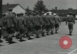 Image of United States Army units United States USA, 1956, second 40 stock footage video 65675061667