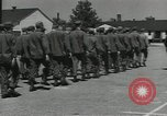 Image of United States Army units United States USA, 1956, second 42 stock footage video 65675061667