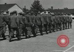 Image of United States Army units United States USA, 1956, second 44 stock footage video 65675061667