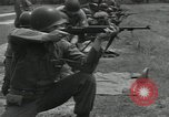 Image of United States Army units United States USA, 1956, second 59 stock footage video 65675061667