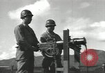 Image of United States Army preparation training drills in Cold War United States USA, 1956, second 34 stock footage video 65675061673