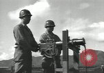 Image of United States Army preparation training drills in Cold War United States USA, 1956, second 35 stock footage video 65675061673