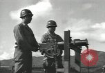 Image of United States Army preparation training drills in Cold War United States USA, 1956, second 36 stock footage video 65675061673