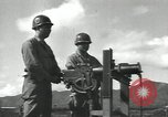 Image of United States Army preparation training drills in Cold War United States USA, 1956, second 37 stock footage video 65675061673