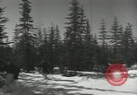 Image of United States Army preparation training drills in Cold War United States USA, 1956, second 60 stock footage video 65675061673