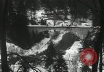 Image of United States soldiers blow up a bridge Europe, 1954, second 15 stock footage video 65675061680