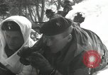 Image of United States soldiers blow up a bridge Europe, 1954, second 30 stock footage video 65675061680