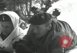 Image of United States soldiers blow up a bridge Europe, 1954, second 38 stock footage video 65675061680