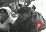 Image of United States soldiers blow up a bridge Europe, 1954, second 39 stock footage video 65675061680