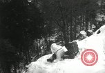 Image of United States soldiers blow up a bridge Europe, 1954, second 45 stock footage video 65675061680