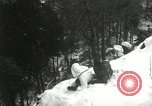 Image of United States soldiers blow up a bridge Europe, 1954, second 46 stock footage video 65675061680