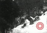 Image of United States soldiers blow up a bridge Europe, 1954, second 56 stock footage video 65675061680