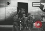 Image of US Airborne parachute maneuvers United States USA, 1962, second 9 stock footage video 65675061690