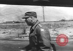 Image of Lieutenant General James Van Fleet Korea, 1951, second 38 stock footage video 65675061708