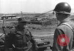 Image of Lieutenant General James Van Fleet Korea, 1951, second 58 stock footage video 65675061708