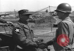 Image of Lieutenant General James Van Fleet Korea, 1951, second 60 stock footage video 65675061708