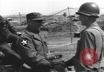 Image of Lieutenant General James Van Fleet Korea, 1951, second 61 stock footage video 65675061708