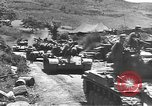 Image of American Army Corps of engineers rebuilding a bridge in South Korea during hostilities Korea, 1951, second 15 stock footage video 65675061713