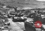 Image of American Army Corps of engineers rebuilding a bridge in South Korea during hostilities Korea, 1951, second 16 stock footage video 65675061713
