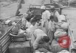 Image of American Army Corps of engineers rebuilding a bridge in South Korea during hostilities Korea, 1951, second 62 stock footage video 65675061713