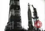 Image of missile spotting satellite Cape Canaveral Florida USA, 1960, second 6 stock footage video 65675061717