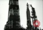 Image of missile spotting satellite Cape Canaveral Florida USA, 1960, second 8 stock footage video 65675061717