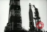 Image of missile spotting satellite Cape Canaveral Florida USA, 1960, second 9 stock footage video 65675061717