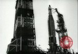 Image of missile spotting satellite Cape Canaveral Florida USA, 1960, second 10 stock footage video 65675061717