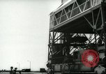 Image of missile spotting satellite Cape Canaveral Florida USA, 1960, second 18 stock footage video 65675061717