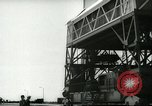 Image of missile spotting satellite Cape Canaveral Florida USA, 1960, second 21 stock footage video 65675061717