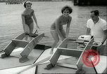 Image of aqua sports New York United States USA, 1960, second 19 stock footage video 65675061729