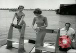 Image of aqua sports New York United States USA, 1960, second 21 stock footage video 65675061729