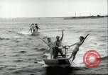 Image of aqua sports New York United States USA, 1960, second 61 stock footage video 65675061729