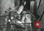 Image of manned lunar rocket ship Russia, 1935, second 1 stock footage video 65675061741