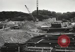 Image of construction site Hawaii USA, 1941, second 14 stock footage video 65675061755