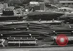 Image of construction site Hawaii USA, 1941, second 19 stock footage video 65675061755