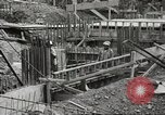 Image of construction site Hawaii USA, 1941, second 23 stock footage video 65675061755