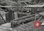 Image of construction site Hawaii USA, 1941, second 24 stock footage video 65675061755