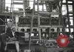 Image of construction site Hawaii USA, 1941, second 48 stock footage video 65675061755