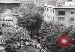 Image of massive military parade in New York City during World War 2 New York City USA, 1942, second 10 stock footage video 65675061763