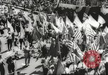 Image of massive military parade in New York City during World War 2 New York City USA, 1942, second 23 stock footage video 65675061763