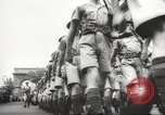 Image of massive military parade in New York City during World War 2 New York City USA, 1942, second 28 stock footage video 65675061763