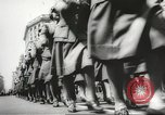 Image of massive military parade in New York City during World War 2 New York City USA, 1942, second 34 stock footage video 65675061763