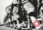 Image of massive military parade in New York City during World War 2 New York City USA, 1942, second 38 stock footage video 65675061763
