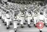 Image of massive military parade in New York City during World War 2 New York City USA, 1942, second 41 stock footage video 65675061763