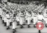 Image of massive military parade in New York City during World War 2 New York City USA, 1942, second 43 stock footage video 65675061763