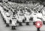 Image of massive military parade in New York City during World War 2 New York City USA, 1942, second 45 stock footage video 65675061763