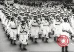 Image of massive military parade in New York City during World War 2 New York City USA, 1942, second 46 stock footage video 65675061763